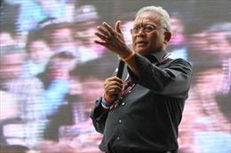 Thủ lĩnh biểu tình Thái Lan kêu gọi 'nội chiến'