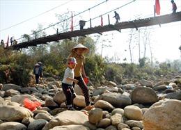 'Bóng ma' cầu treo ám ảnh người Lai Châu