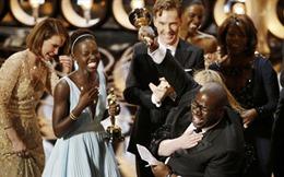 'Nô lệ' giành thắng lợi đêm Oscar 86