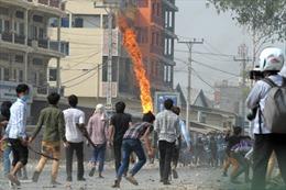 Thủ tướng Campuchia tuyên bố không dung thứ biểu tình bất hợp pháp