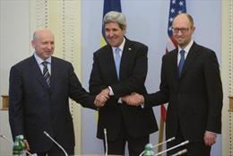 Obama đề xuất 'đường phụ' về Ukraine cho Nga