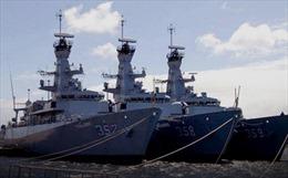Nổ kho vũ khí của Hải quân Indonesia