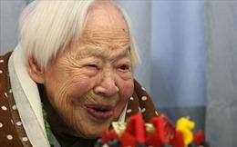 Cụ bà cao tuổi nhất thế giới mừng tuổi 116