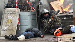 Rò rỉ điện thoại quan chức EU: Thủ lĩnh Maidan thuê lính bắn tỉa ở Kiev