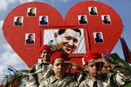 Venezuela tưởng niệm một năm ngày mất cố lãnh đạo Hugo Chavez