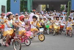 Hà Nội cán đích sớm về đạt chuẩn phổ cập giáo dục mầm non cho trẻ 5 tuổi