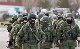 Quân đội Crimea có thể sáp nhập vào lực lượng vũ trang Nga