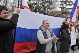 Nghị viện Crimea thông qua Tuyên ngôn Độc lập