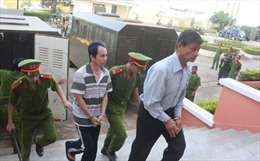 Xét xử vụ án tham nhũng tại Đắk Nông
