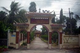 Bảo tồn và phát huy giá trị di tích lịch sử, văn hóa tại Vĩnh Long - Bài 1: Cộng đồng chung tay