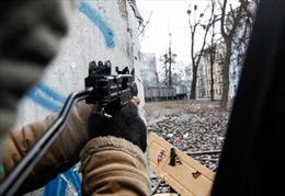 Lính bắn tỉa tại Kiev nổ súng từ tòa nhà bị Maidan kiểm soát?