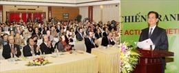 Phát biểu của Thủ tướng tại hội nghị khắc phục hậu quả bom mìn
