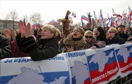 Các phần tử cực đoan Ukraine đánh cắp nhiều vũ khí