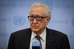 Syria tố cáo Đặc phái viên chung LHQ - AL vượt quá quyền hạn