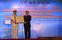 Phó Thủ tướng Hoàng Trung Hải đánh giá cao Tân cảng Sài Gòn