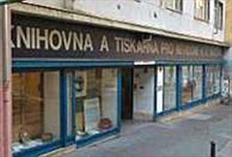 Thư viện và nhà xuất bản cho người khiếm thị ở Séc