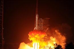 Trung Quốc phát triển vũ khí mới chống vệ tinh?