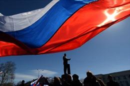 Tổng thống Nga thông báo với Quốc hội đề nghị sáp nhập của Crimea