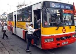 Hà Nội tăng giá vé xe buýt từ 1/5/2014