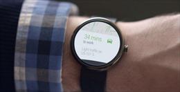 Google phát triển Android Wear cho thiết bị đeo tay thông minh