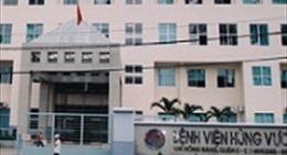 Đã tìm thấy bé sơ sinh bị bắt cóc tại BV Hùng Vương
