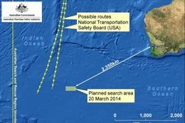 Australia triển khai xác định vật thể liên quan tới máy bay mất tích