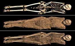 Hình xăm của xác ướp sông Nile 1.300 năm tuổi