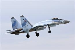 Su-35S bắt đầu bay thử nghiệm ở Viễn Đông Nga