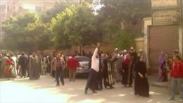 Ai Cập tuyên tử hình 529 thành viên Anh em Hồi giáo