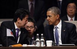 Mỹ nỗ lực hàn gắn quan hệ Nhật, Hàn