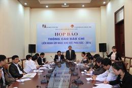 Bắc Ninh: Hơn 300 nhạc sỹ, ca sỹ, diễn viên tham gia Liên hoan âm nhạc khu vực phía Bắc năm 2014