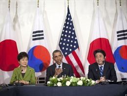 Triều Tiên lên án tuyên bố Mỹ-Nhật-Hàn