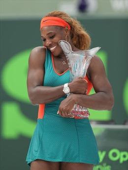 Serena lập kỷ lục 7 lần vô địch