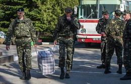 Toàn bộ nhân viên Bộ Nội vụ Ukraine đã rời Crimea