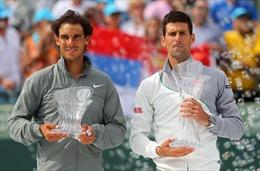 Djokovic lần thứ tư vô địch Miami mở rộng
