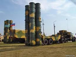 Nga đàm phán cung cấp S-400 cho Trung Quốc