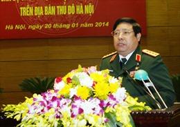 Việt Nam dự Diễn đàn Quốc phòng Mỹ-ASEAN