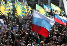 Ukraine bắt 12 cảnh sát 'Đại bàng vàng' bắn người biểu tình