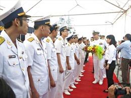 Hoạt động trao đổi Hải quân giữa Việt Nam và Hoa Kỳ