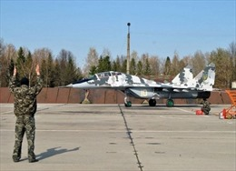 Khủng hoảng Crimea giúp hồi sinh Không quân Ukraine?