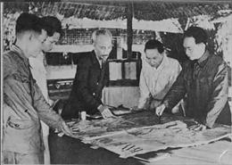 Điện Biên Phủ qua thơ văn của Chủ tịch Hồ Chí Minh