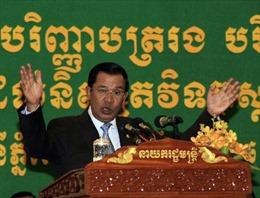 Campuchia: CNRP sẽ chấm dứt tẩy chay Quốc hội