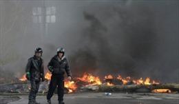 Đặc nhiệm Ukraine loại bỏ một trạm kiểm soát ở Slavyansk