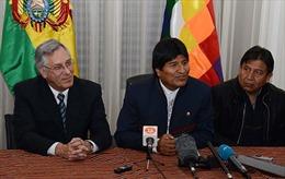 Tổng thống Morales: Bolivia sẽ sớm 'trở lại Thái Bình Dương'
