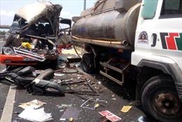 Tai nạn thảm khốc trên đường cao tốc, 3 người chết