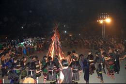 Lễ cầu thần mưa của người Jrai M'thur