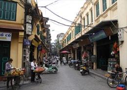 Hà Nội mở thêm tuyến đi bộ trong phố cổ