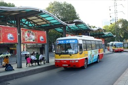 Giá vé xe buýt tăng tới 40% từ 1/5