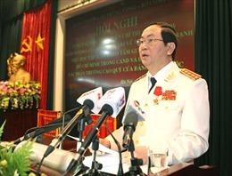 Tăng cường đảm bảo an ninh quốc gia trong tình hình mới