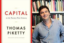 'Tư bản trong thế kỷ 21', sách bán chạy nhất trên Amazon